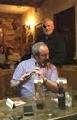 Singer at O'Connor's pub